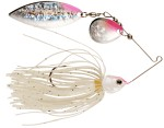 Strike Jr Spinnerbait, 19,6gr - Pearl White Pink