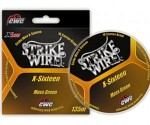 Strike Wire X16. 135m, mossgreen Flätlina