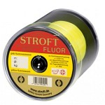 Stroft Fluor 200m 0,20mm Nylonlina