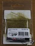 Super Long Hair Large - Olive
