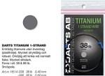 Darts Wire Titanium 1-Strand