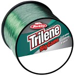 Trilene Big Game 0,38mm 600m Green Nylonlina
