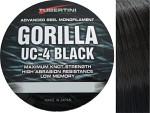 Tubertini Gorilla UC-4 Black 150meter Nylonlina