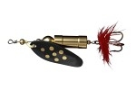 Tuna-Lax Spinnare 25 gr Svart
