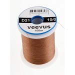 Veevus thread 10/0, Brown