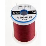 Veevus thread 10/0, Claret