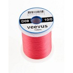 Veevus thread 10/0, Dark Pink