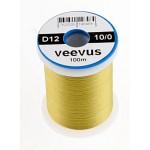 Veevus Bindtråd 10/0, New Olive D25
