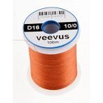 Veevus thread 10/0, Rusty Brow