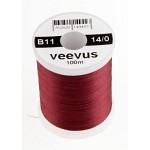 Veevus thread 14/0, Claret