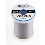 Veevus thread 14/0, Gray