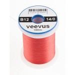 Veevus thread 14/0, Pale Red