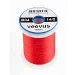 Veevus thread 14/0, Red
