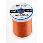 Veevus thread 14/0, Rusty Brow