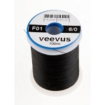 Veevus thread 6/0, Black