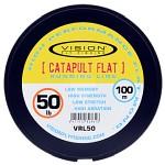 Vision Catapult Flat Skjutlina 50lb/100m