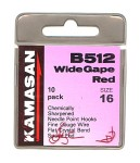 Kamasan B512 Wide Gape Red
