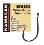 Kamasan B983 Wide Gape Specialist