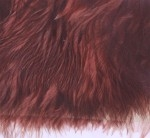Wolly Bugger Marabou - Brown