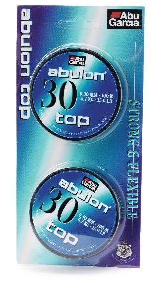 Abulon Top 2X100m Blue Nylonlina