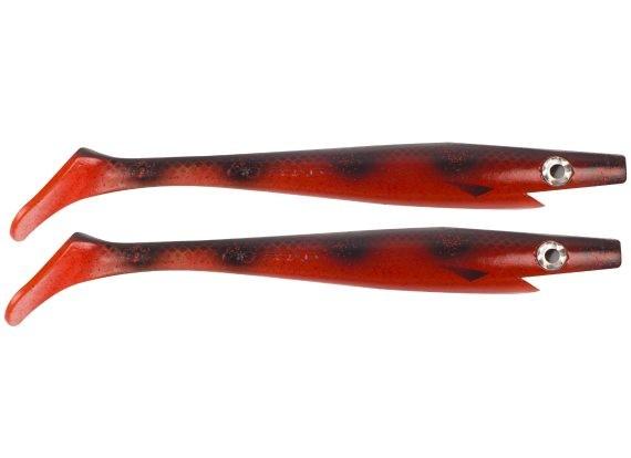 Pig Shad Jr 20cm 50gr  Bloody Spotted Bullhead - 2pcs