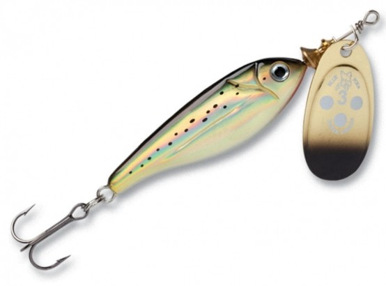 Blue Fox Vibrax Minnow Super BFMSV Nr 2 G