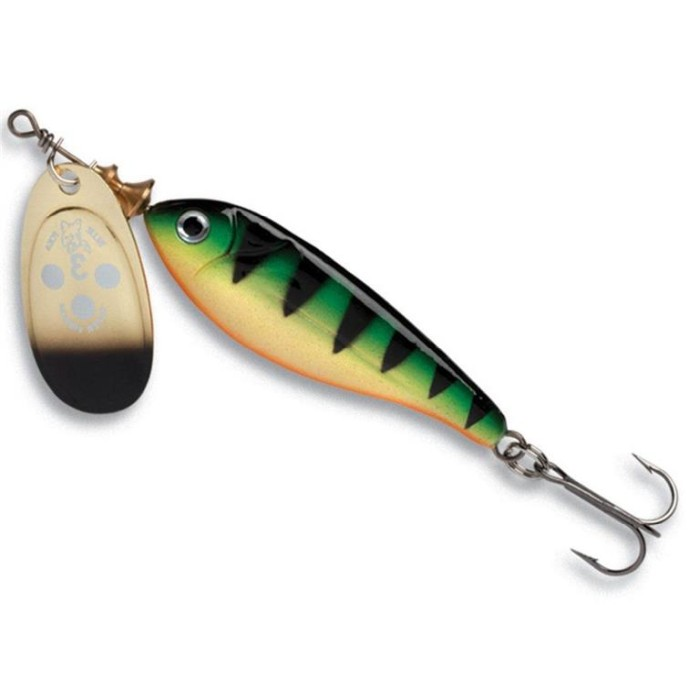 Blue Fox Vibrax Minnow Super BFMSV Nr 2 GP