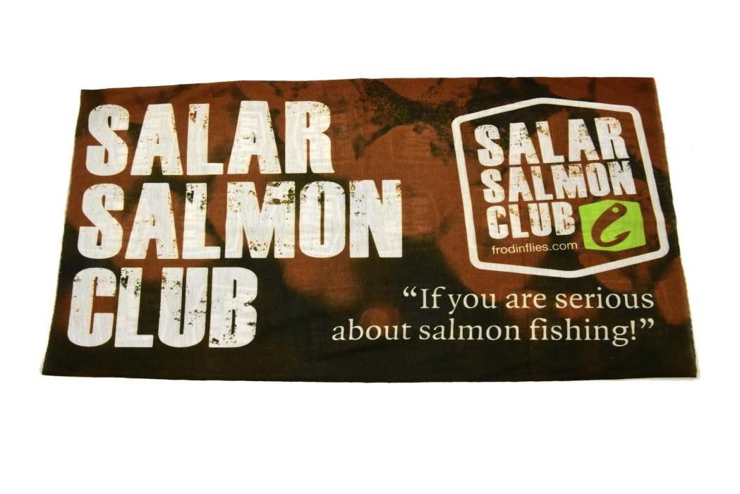 Brown Salar salmon club buff
