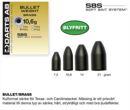 Bullet Weight  Brass
