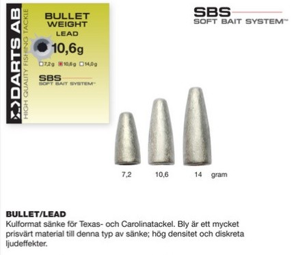 Bullet Weight / Lead