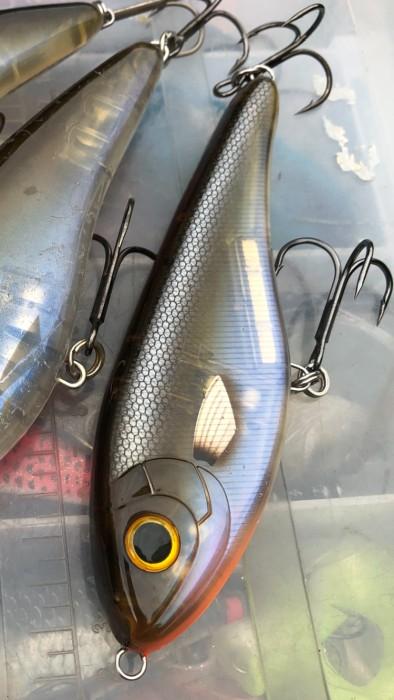 Buster Jerk Sinking 15cm Fiske.se Slommen