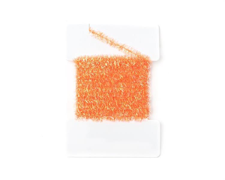 Cactus Chenille 6mm - Fluo Orange