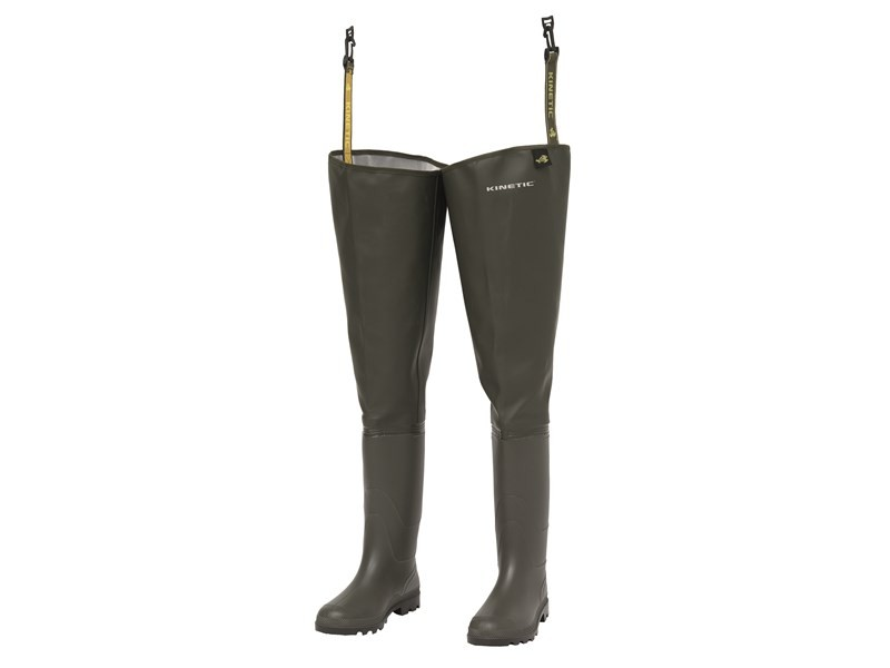 Vadarstövel Kinetic Classic Hip Wader Bootfoot