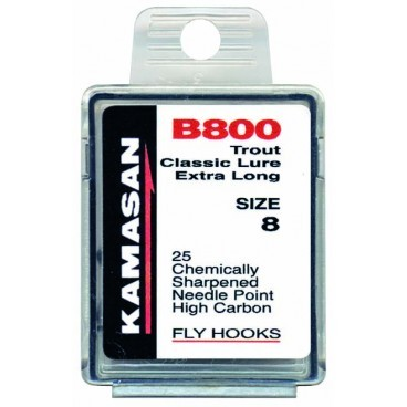 Kamasan B800 Classic Lure Ex, Long
