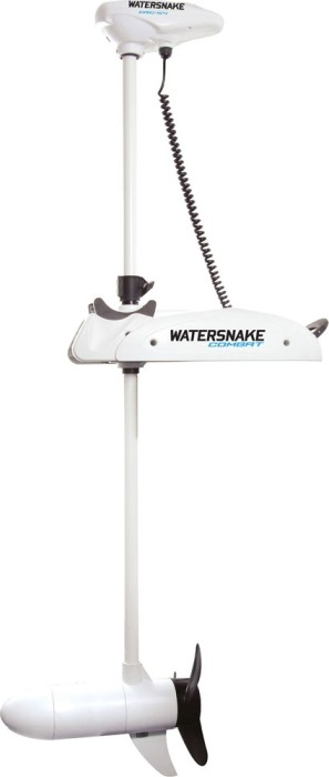 Watersnake Combat Saltwater Bow Mount 65Lbs