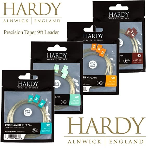 Hardy Copoly Precision 9 ft 3 st