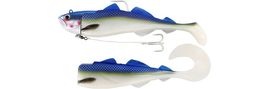 Crazy Daisy 400 g 27 cm Blue Pearl Extra-pack