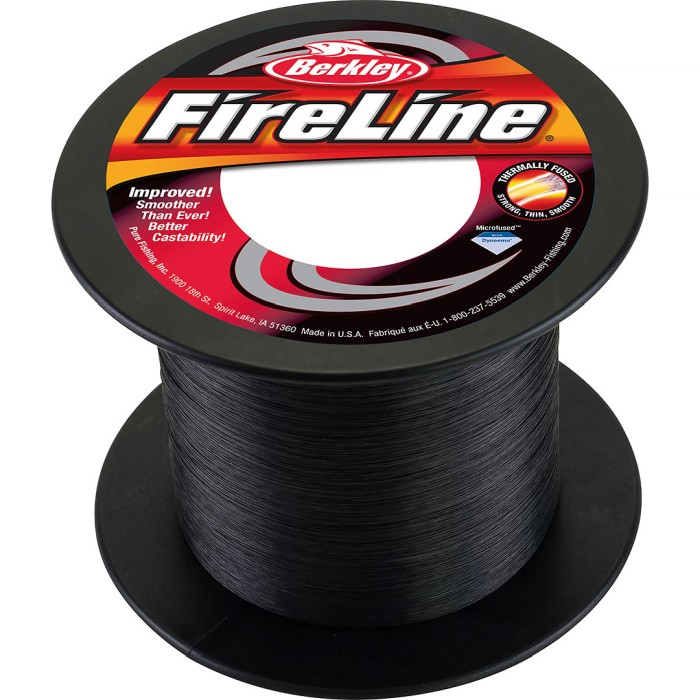FireLine 1800m Smoke Flätlina