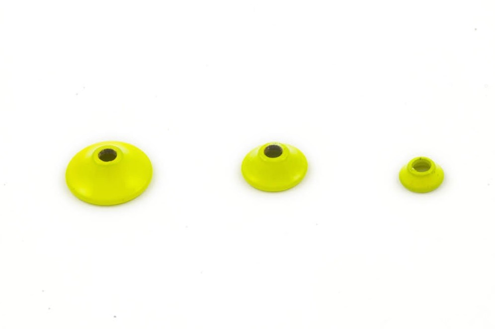 Fits Brass turbo cones - fl yellow xs