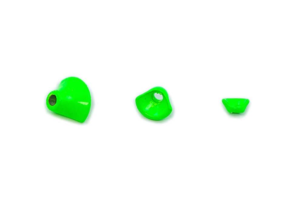 Fits Tungsten 1/2 turbo cones - fl chartreuse s