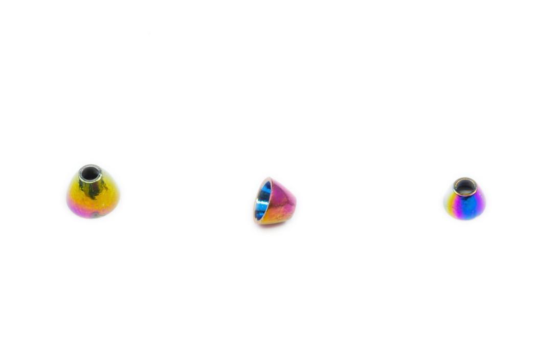 Fits Tungsten cones - rainbow micro