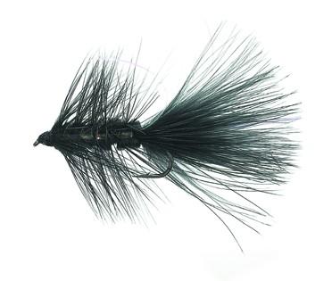 Flash a' Bugger Black Daiichi 2220 # 8