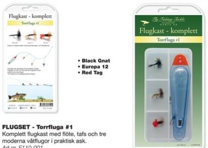 Flugset - Torr #1