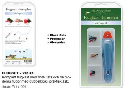 Flugset - Våt #1