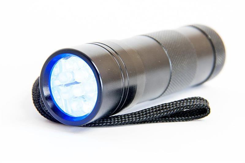 Flydressing UV lampa