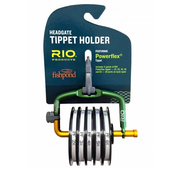 Fishpond Headgate Dispenser ink 5st Powerflexspolar