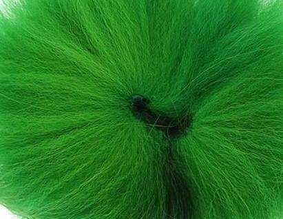 Furmaster Marble Fox, Green Hi