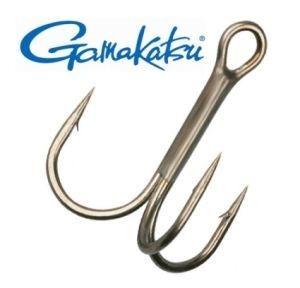 GAMAKATSU HOOK TREBLE 13B stl 8