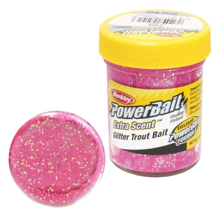 Glitter Trout Bait 50g Pink
