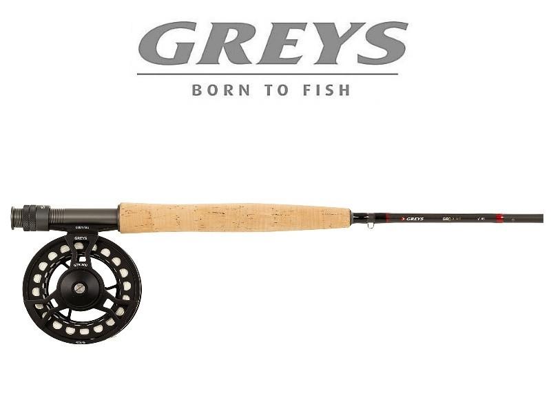 Greys GRC Light Combo 9' #6